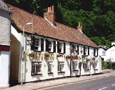 The Rose and Crown at Tintern
